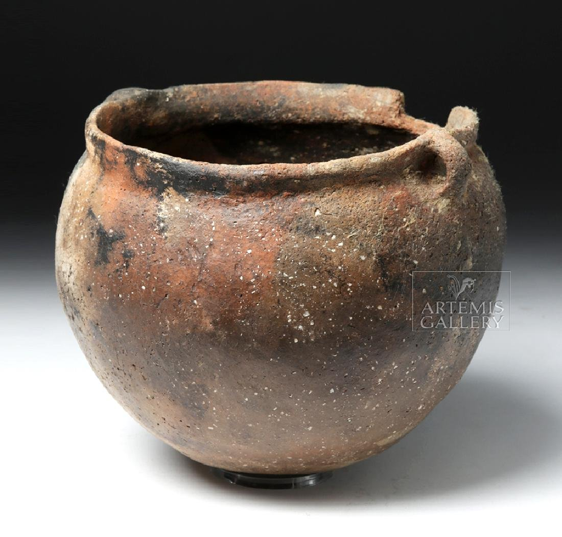 Mississippian Pottery Burial Urn for Infant - 2