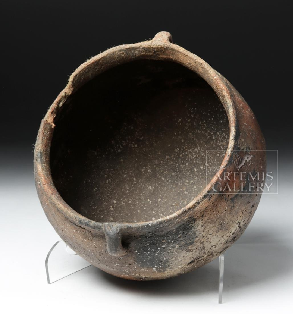 Mississippian Pottery Burial Urn for Infant - 6