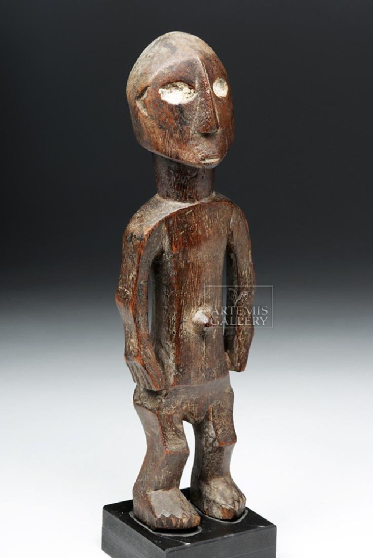 20th C. Democratic Republic of the Congo Wood Figure