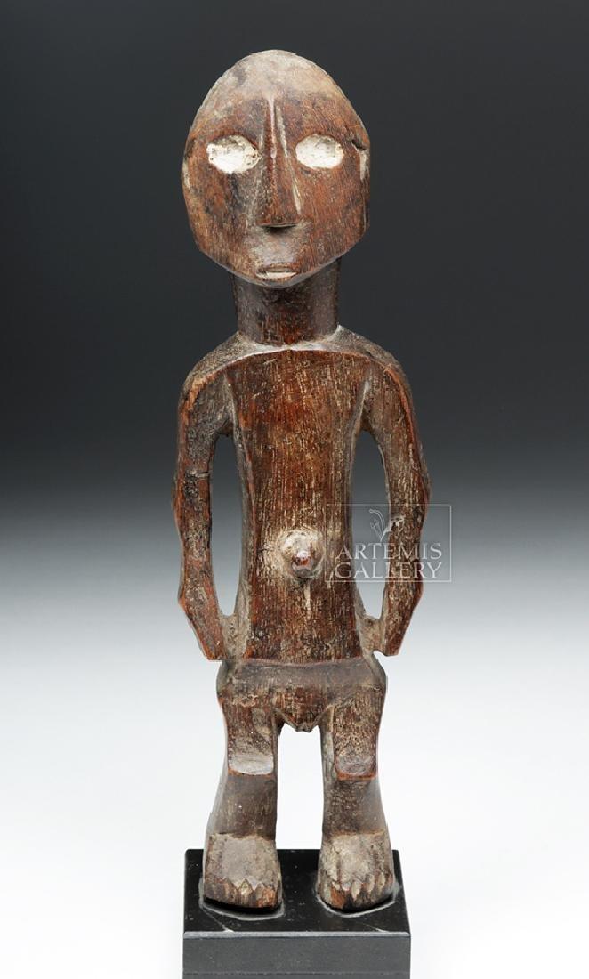 20th C. Democratic Republic of the Congo Wood Figure - 3