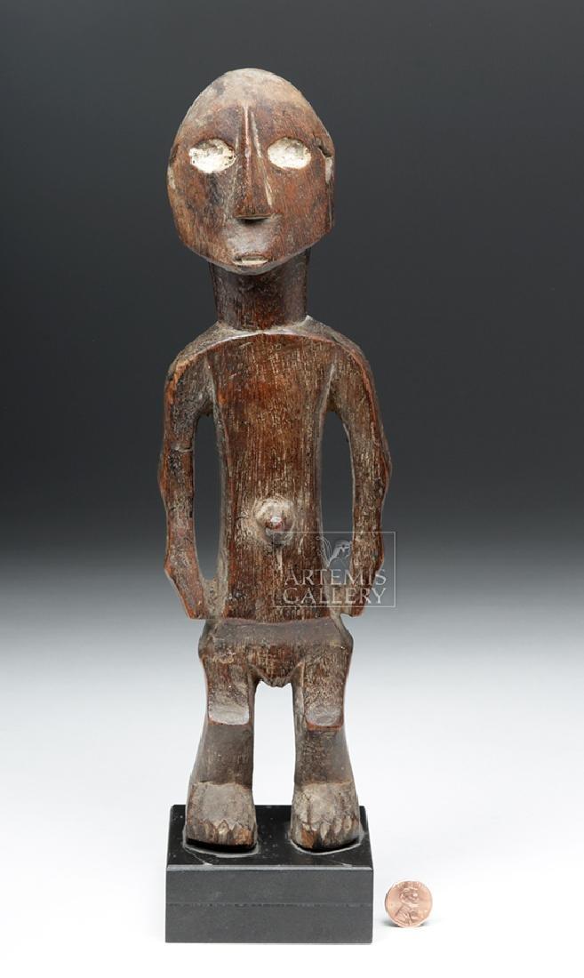 20th C. Democratic Republic of the Congo Wood Figure - 6