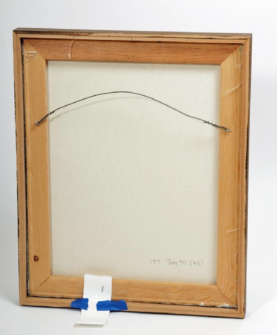 "L. Dennis Painting - ""Merging Traffic"" - 1990 - 6"