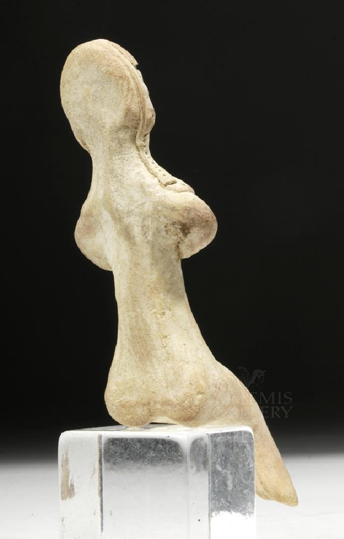 Indus Valley Pottery Mother Goddess Figure - 3