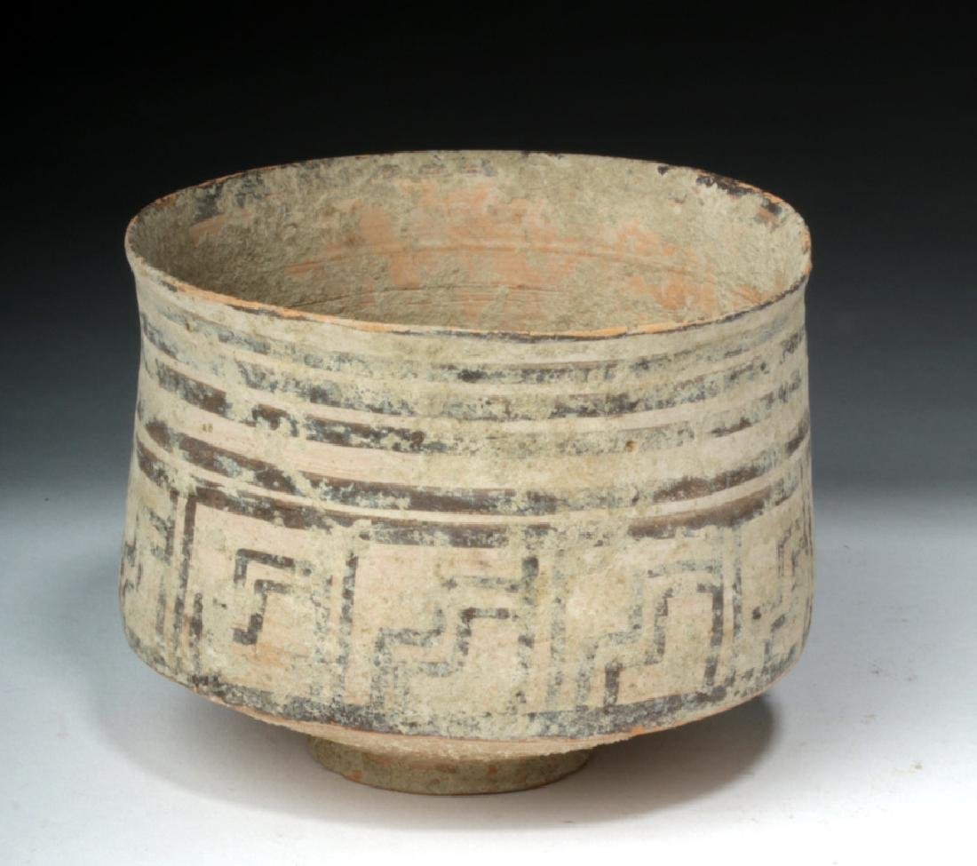 Indus Valley Geometric Pottery Bowl - Harappan - 3
