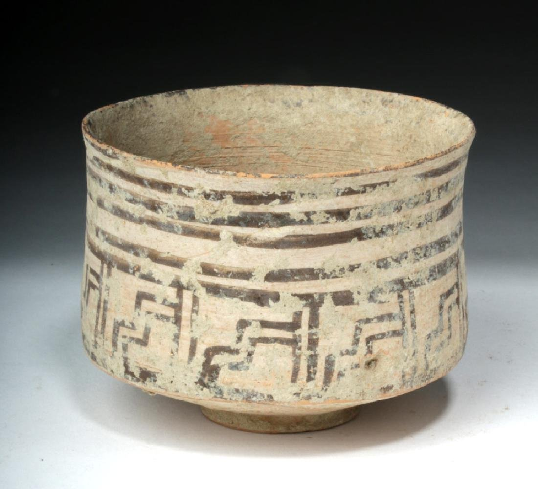 Indus Valley Geometric Pottery Bowl - Harappan - 4