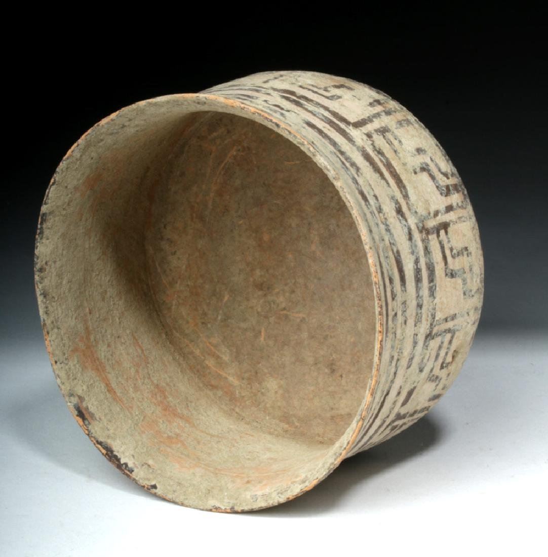 Indus Valley Geometric Pottery Bowl - Harappan - 5