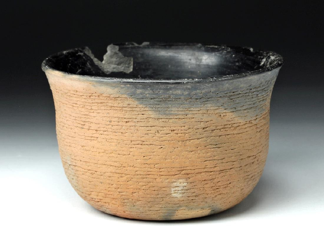 Anasazi Pottery Salado Corrugated Bowl