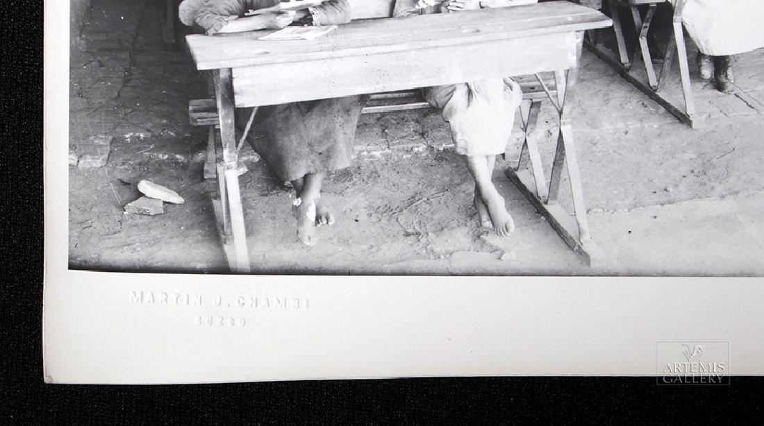 Early 20th C. Martin Chambi Cuzco Peru Classroom Photo - 2