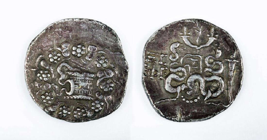 Silver Cistophoric Tetradrachm of Ephesus - Ionia