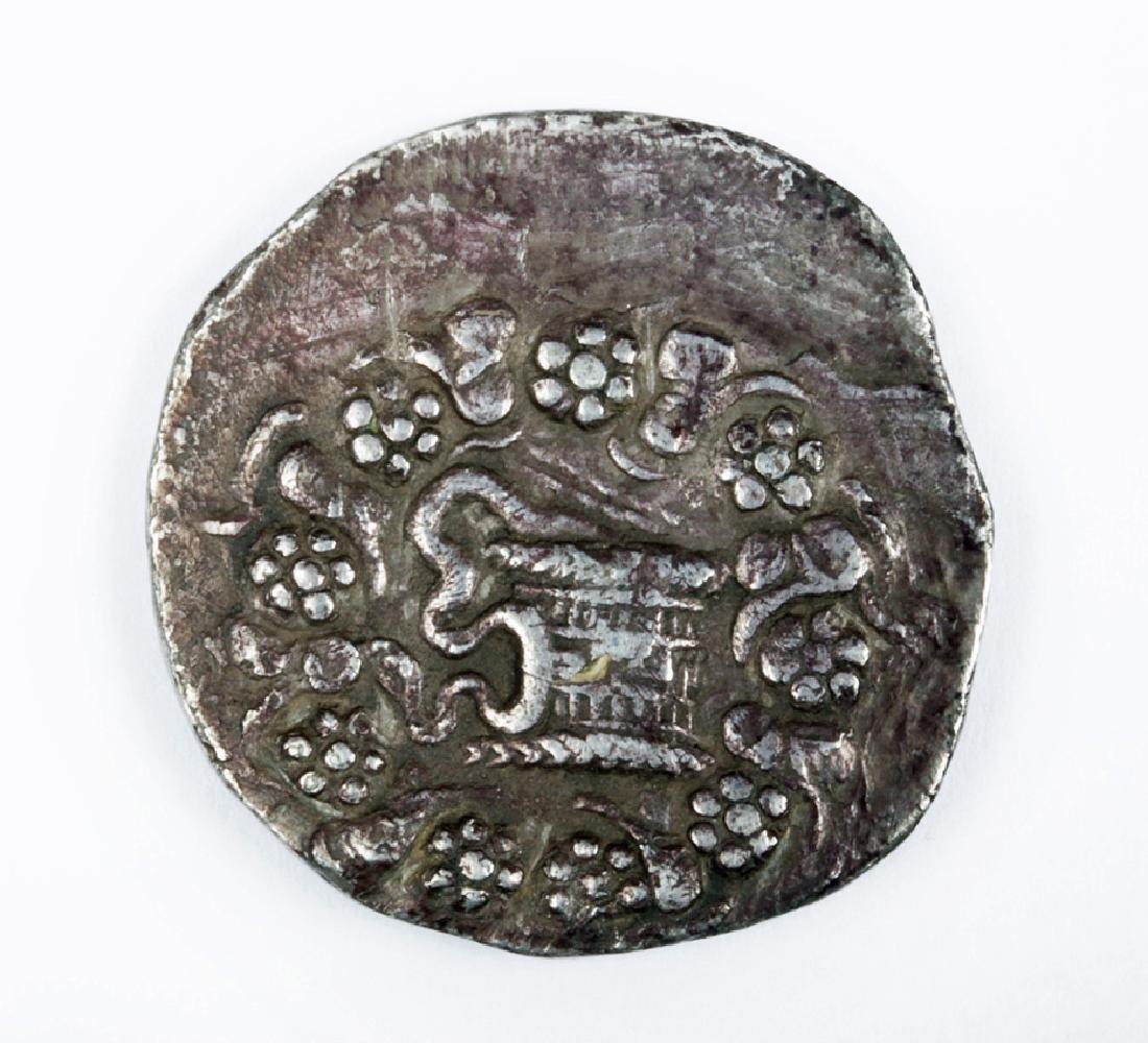 Silver Cistophoric Tetradrachm of Ephesus - Ionia - 2