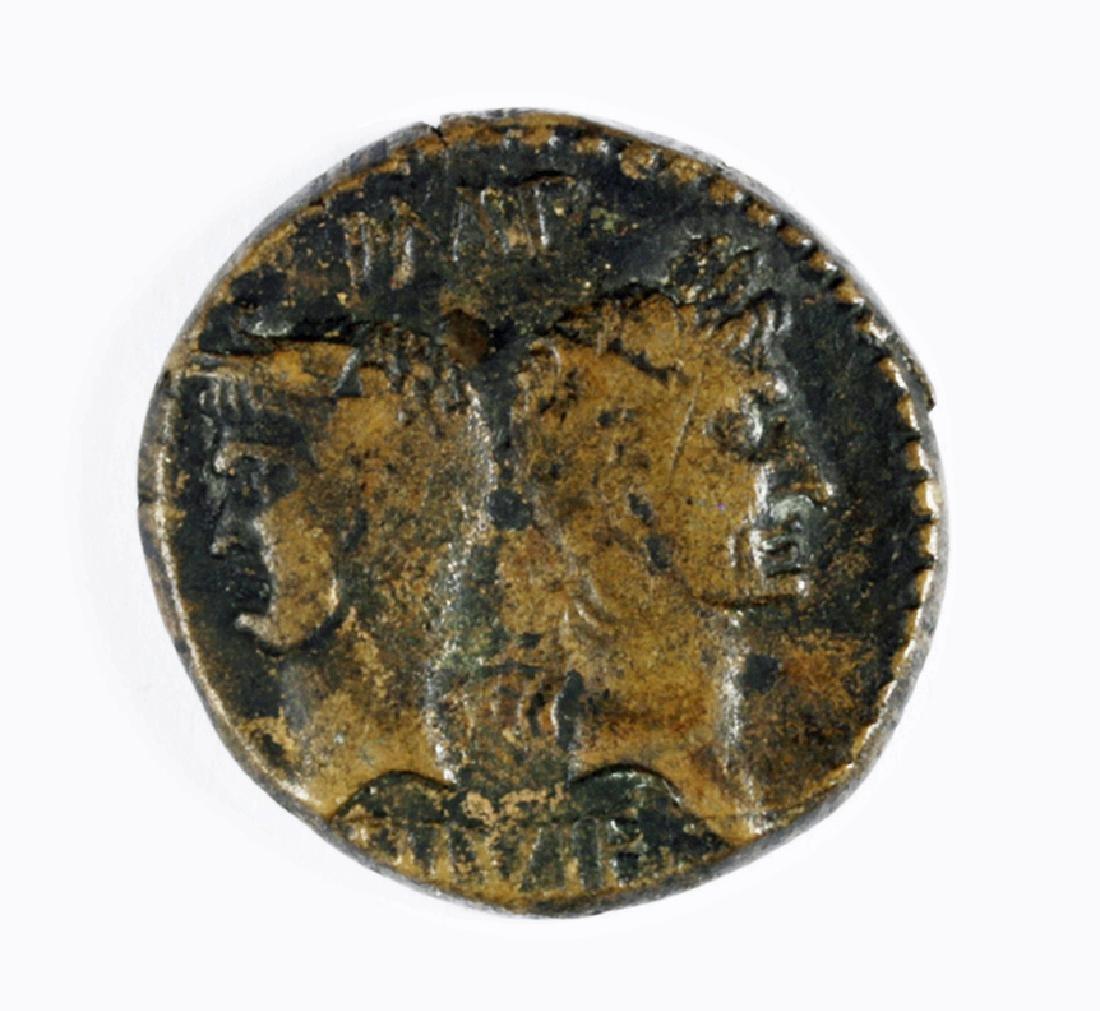 Bronze Dupondius of Octavian - 2