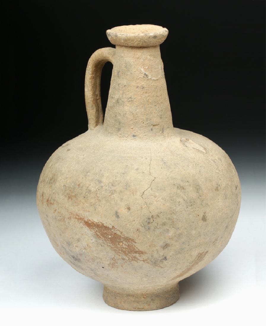 Roman Pottery Redware Jug
