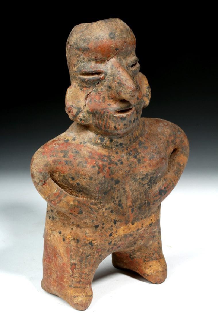Jalisco Ameca Pottery Female Figure