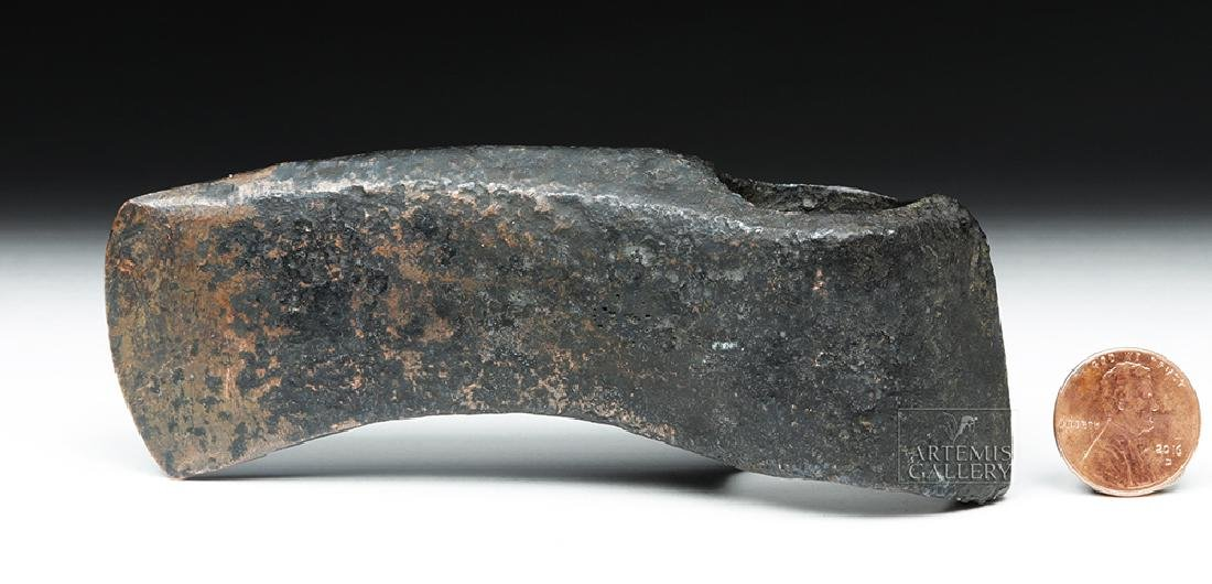 Early Central European Copper Socketed Axe, ex-Piscopo - 4