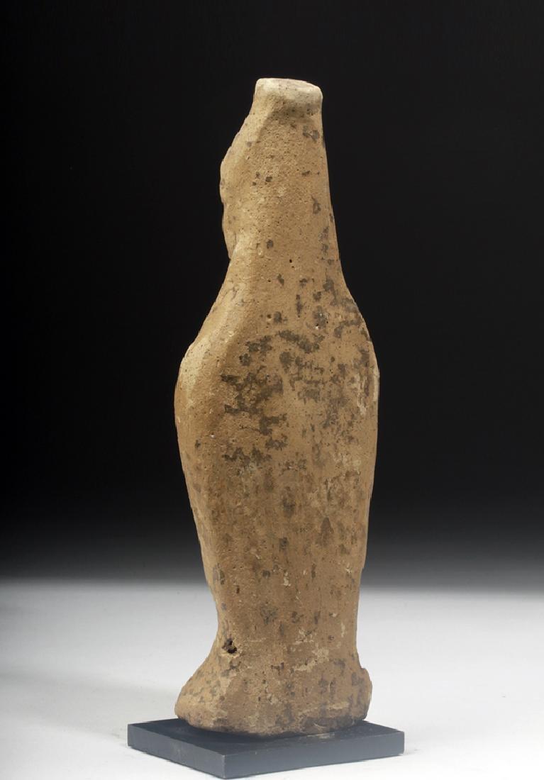 Archaic Greek Terracotta Votive Figure of Goddess - 3