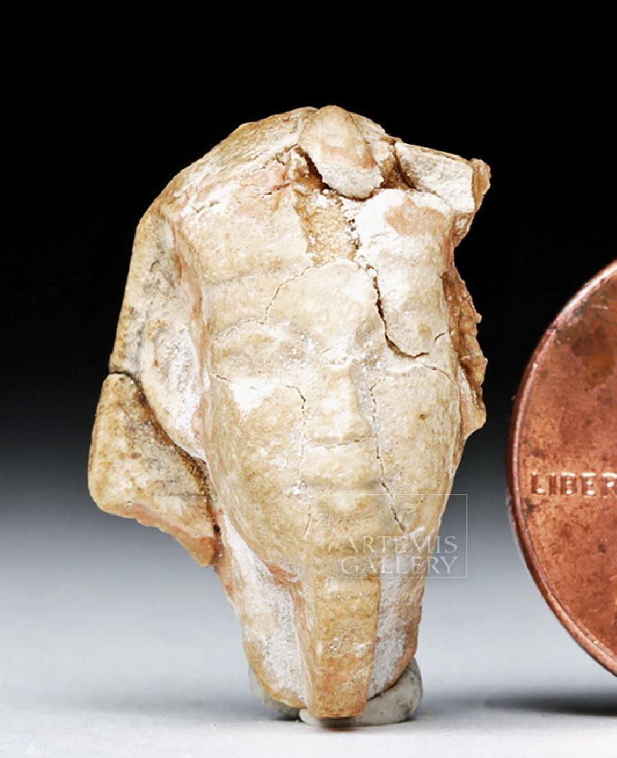 Egyptian Stone Pendant of Rameses II - 5