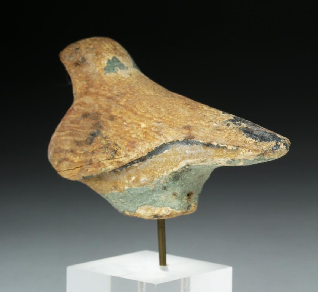 Egyptian Wooden Falcon / Horus - 3
