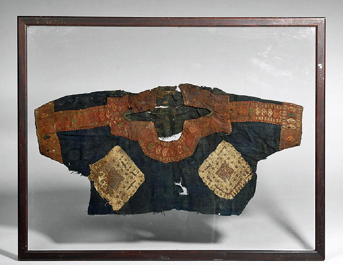Published Egyptian Coptic Child's Tunic - Rare! - 2