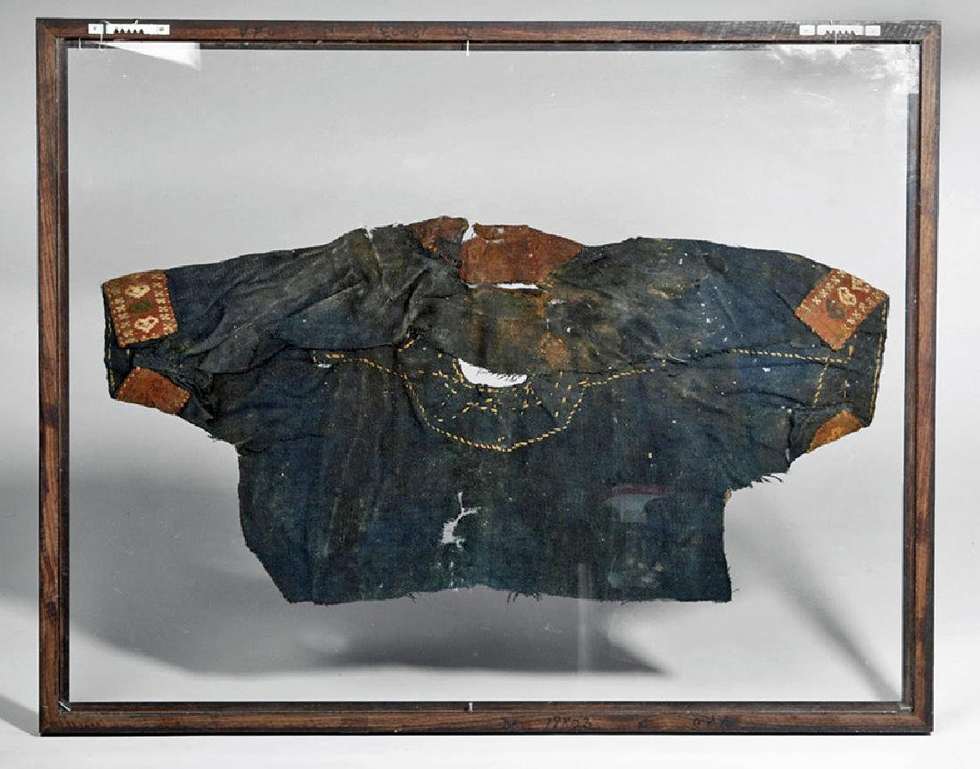 Published Egyptian Coptic Child's Tunic - Rare! - 3