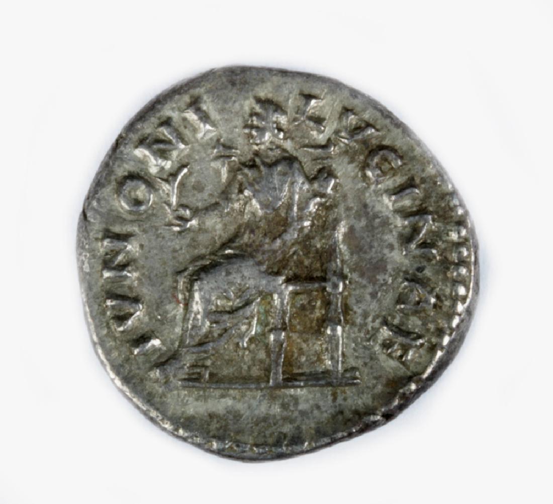 Roman Imperial Silver Denarius of Lucilla - 3