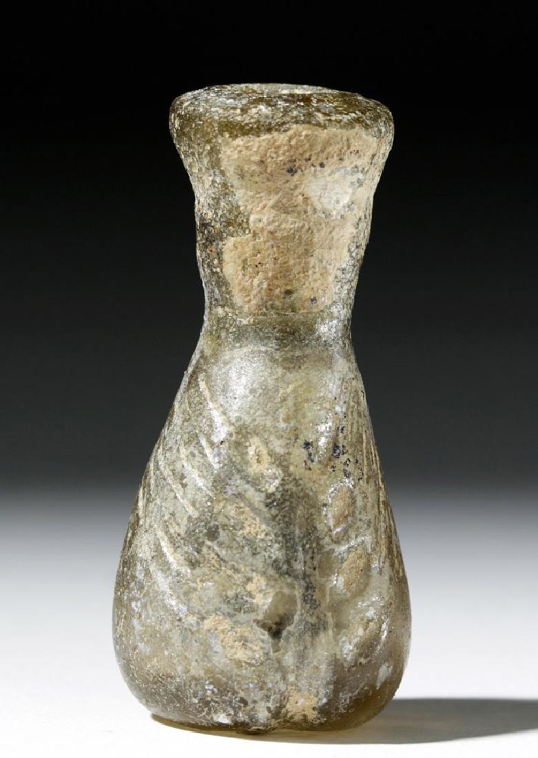 Islamic Translucent Glass Vessel - 4