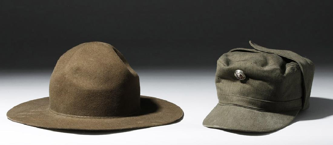 Fourteen 20th C. Assorted Ethnographic Hats - 4