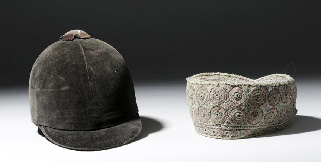 Fourteen 20th C. Assorted Ethnographic Hats - 6