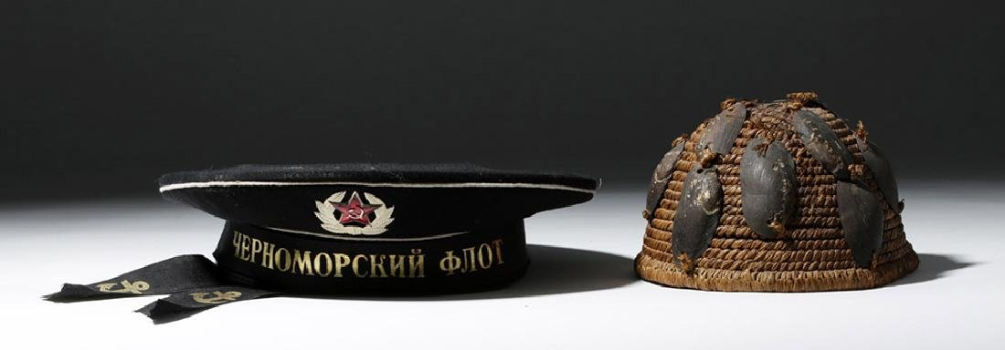 Fourteen 20th C. Assorted Ethnographic Hats - 8