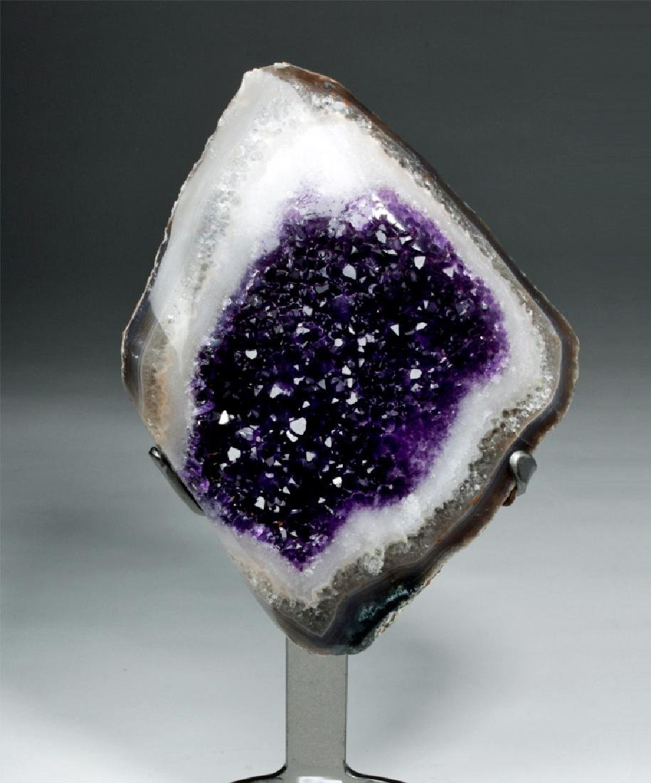 Stunning South American Amethyst Geode