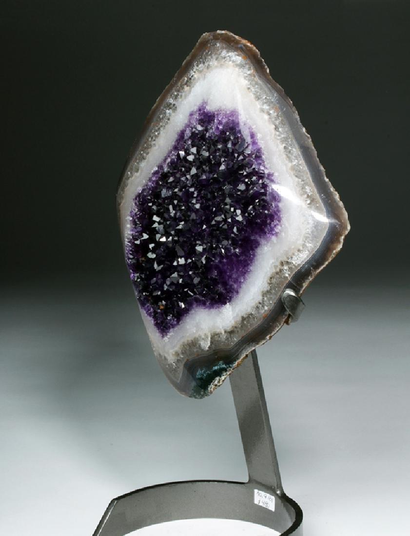 Stunning South American Amethyst Geode - 2