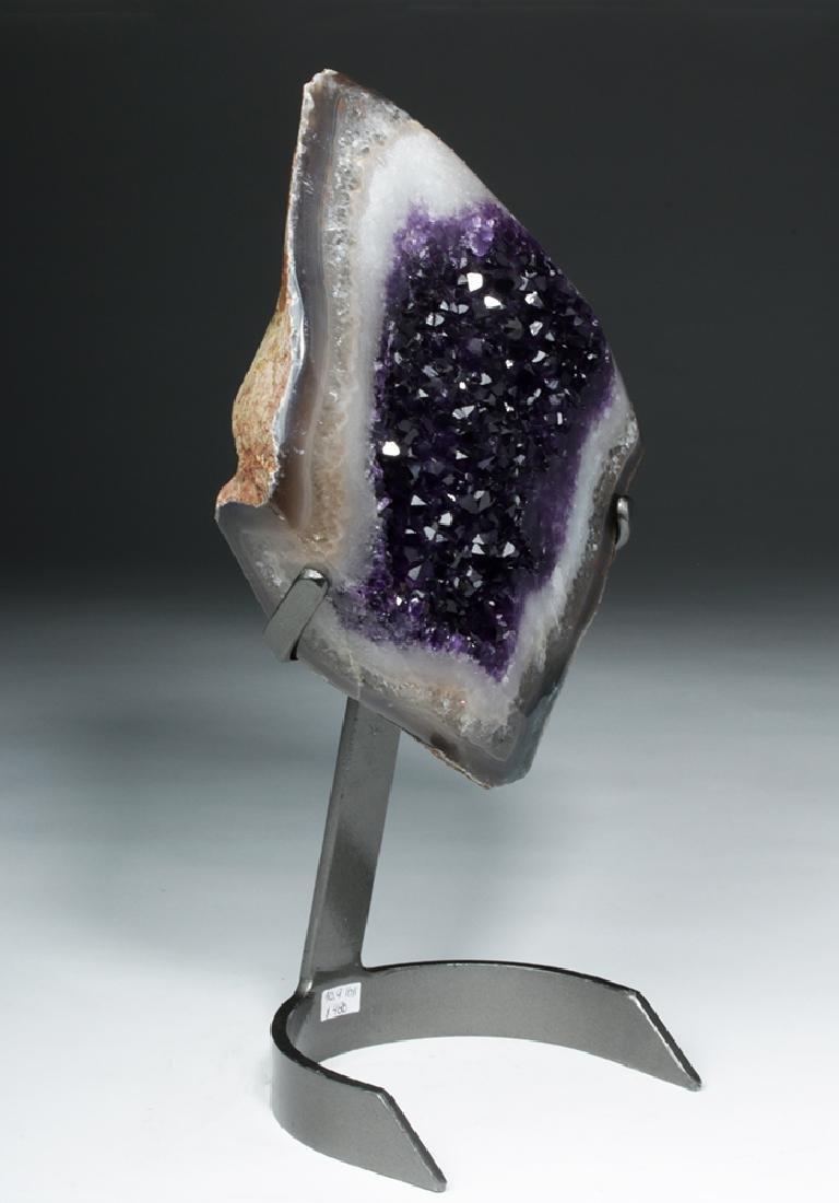 Stunning South American Amethyst Geode - 5