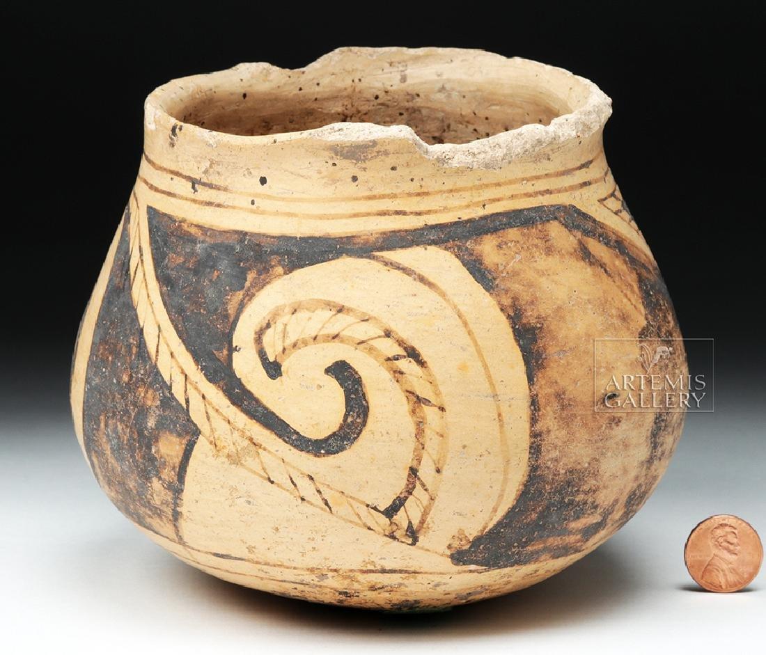 Casas Grandes Ramos Pottery Bichrome Vessel - 5