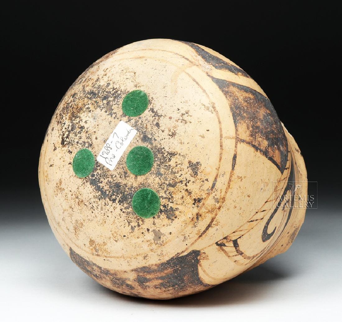 Casas Grandes Ramos Pottery Bichrome Vessel - 7