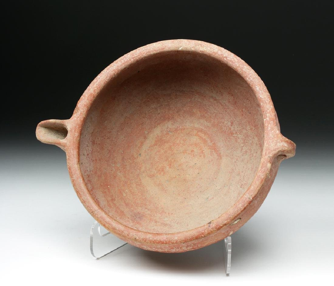 Holy Land / Cypriot Bichrome Libation Bowl - 5