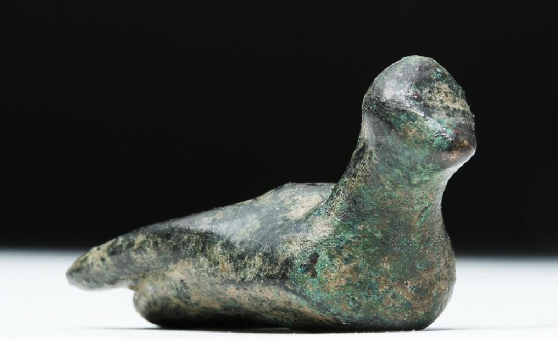 Rare Luristan Bronze Bird - 2