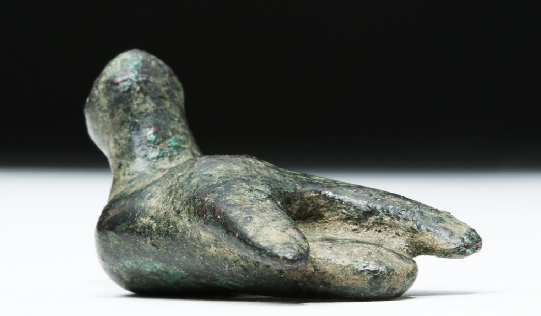 Rare Luristan Bronze Bird - 3