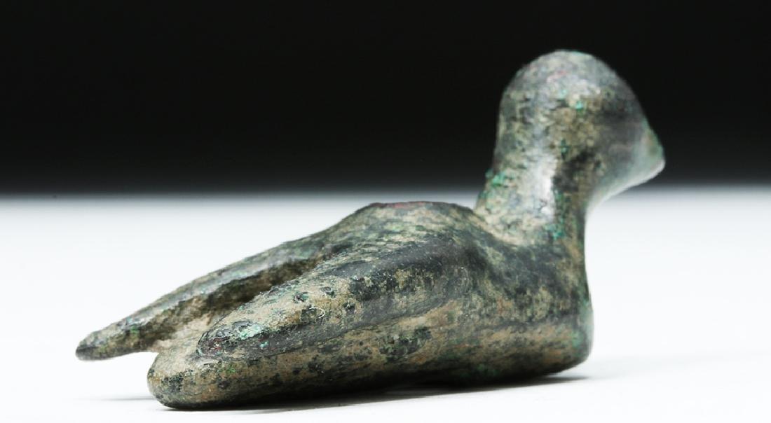 Rare Luristan Bronze Bird - 4