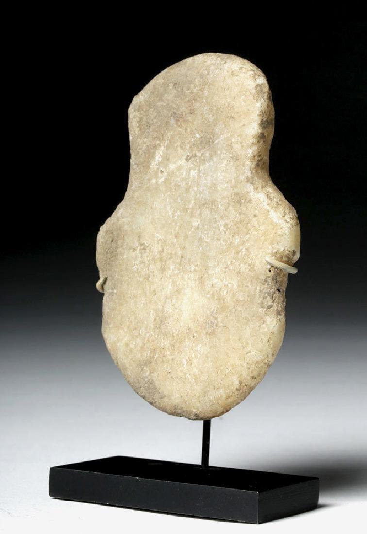 Anatolian Marble Violin Idol Kusura-Beycesultan Variety