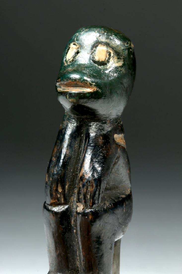 20th C. Guatemalan Slingshot in Monkey Form - 5