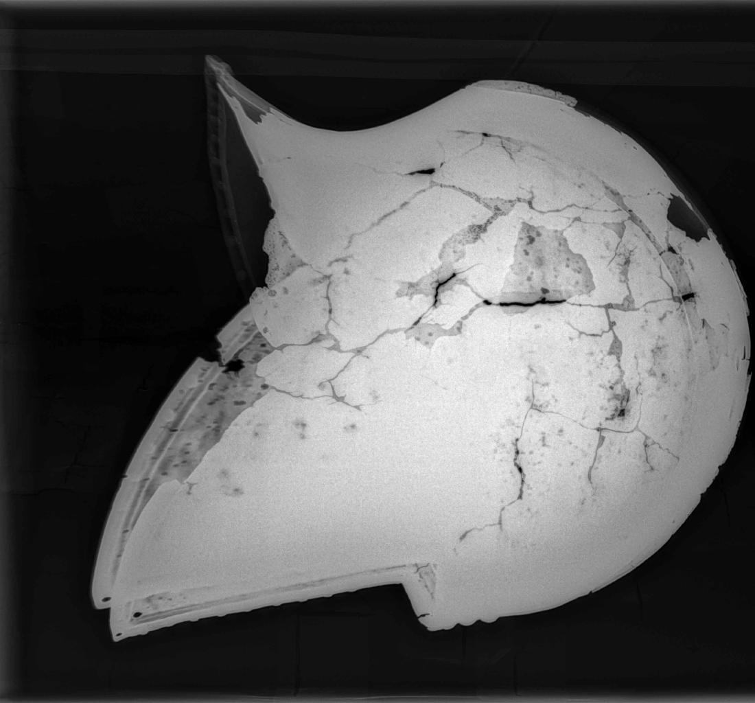 Greek Illyrian Bronze Hoplite Helmet w/ Art Loss Cert. - 7