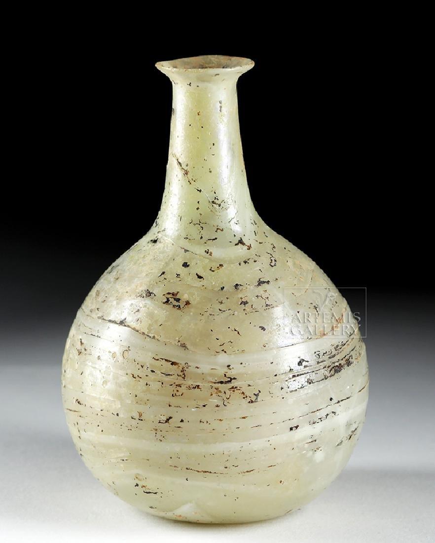 Roman Glass Mosaic Flask - Published