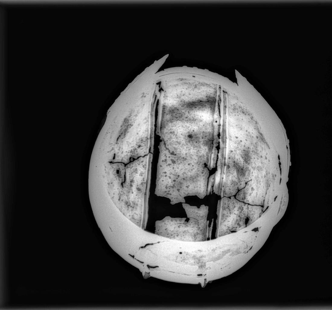 Greek Illyrian Bronze Hoplite Helmet w/ Art Loss Cert. - 9