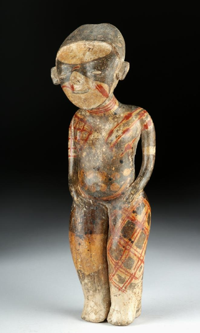 "Nayarit ""Chinesco"" Polychrome Woman - ex-Sotheby's"
