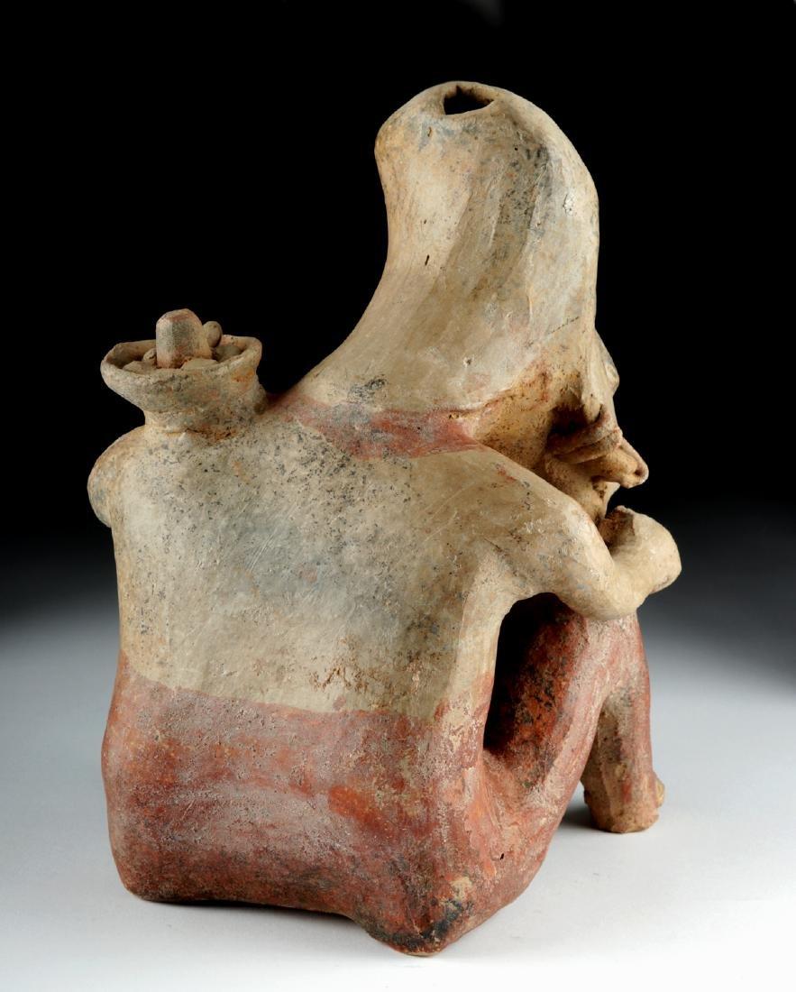 Jalisco Pottery Female Pensadora, ex-Hollywood - 4
