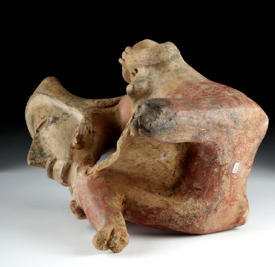 Jalisco Pottery Female Pensadora, ex-Hollywood - 6