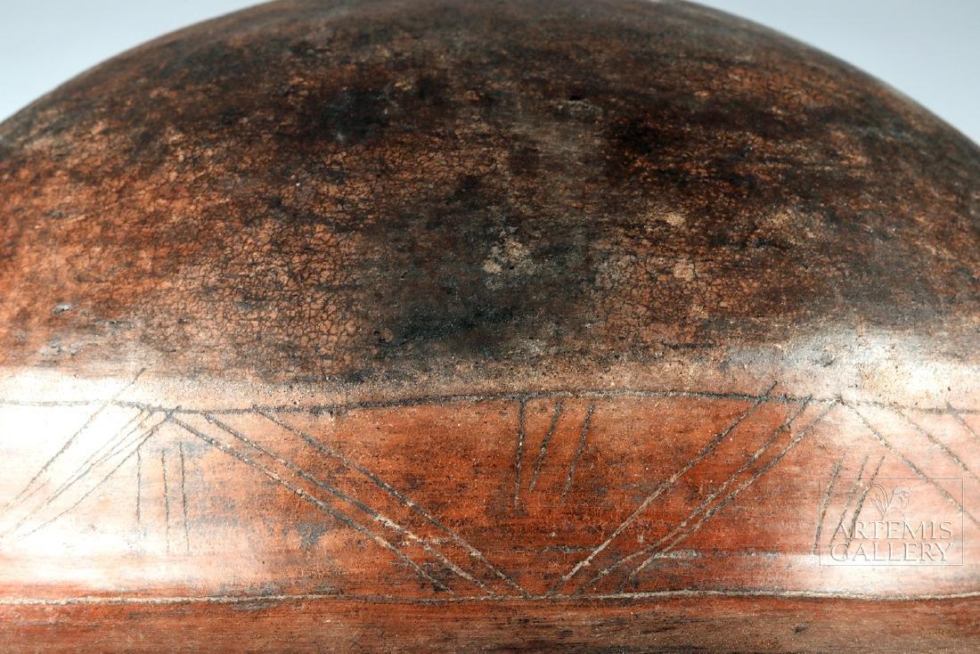 Massive San Agustin Phallic Urn w/ TL, ex-Museum - 7