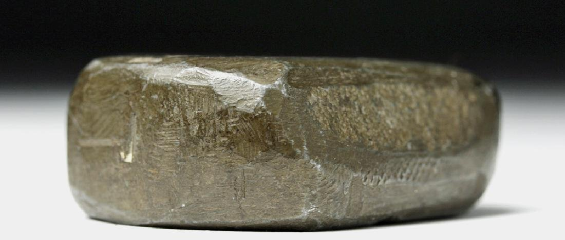 Roman Bronze Stamp Seal - 6