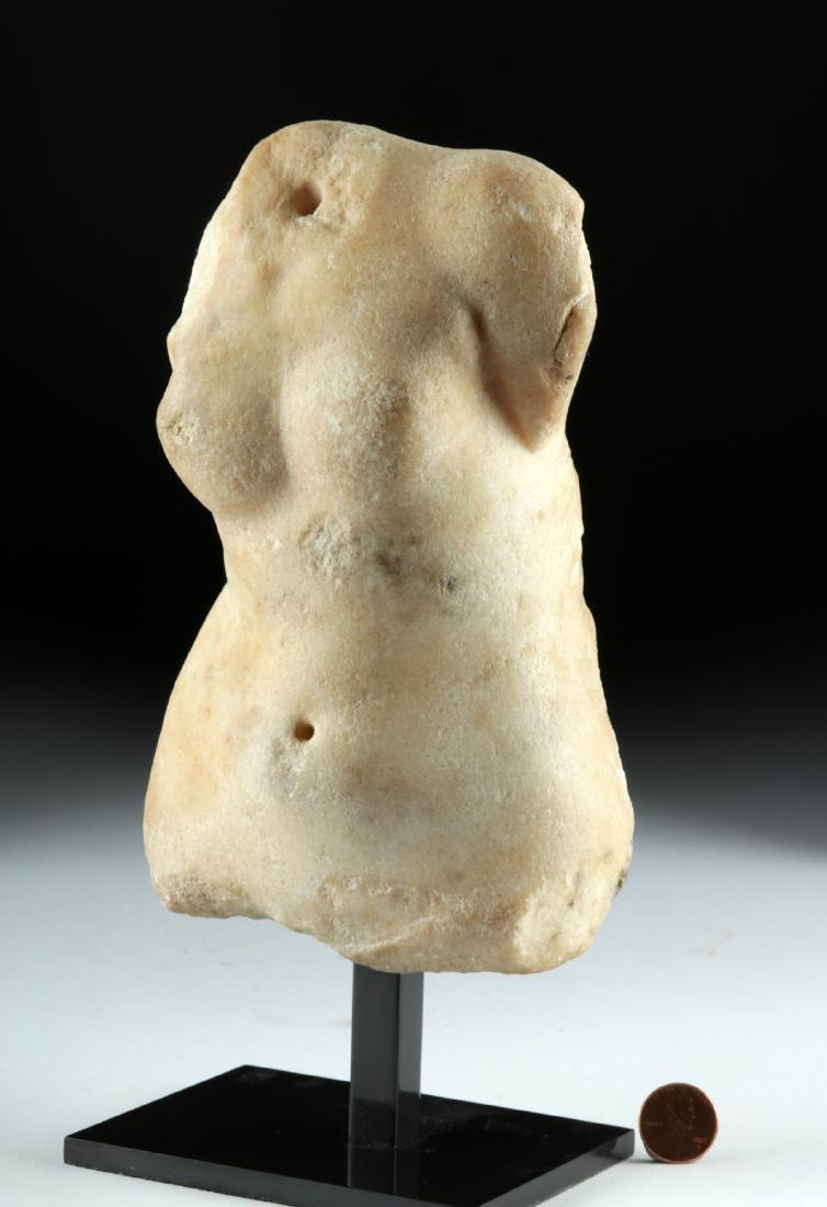 Roman Marble Torso of Venus, ex-Bonhams