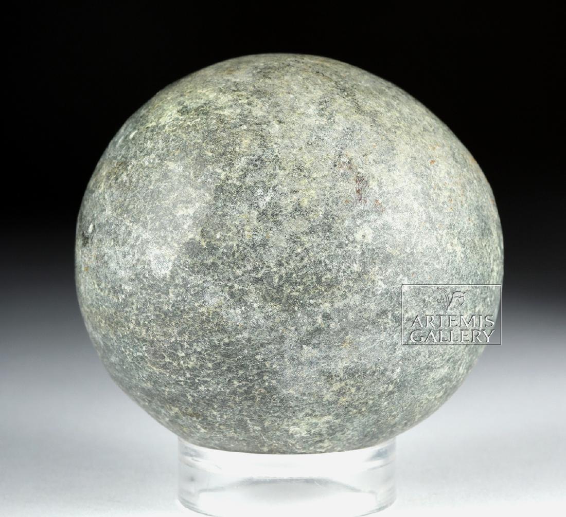 Taino Stone Spherolith / Ball