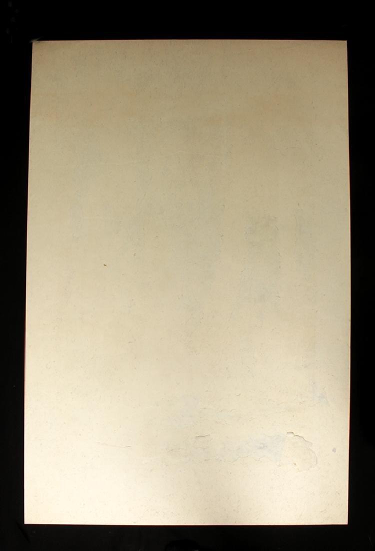 "Signed Haig Aquatint, ""Cefalu Cathedral"" 1901 - 8"